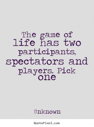 the game of life quotes