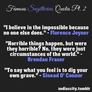 Sagittarius Quotes (Part 2)