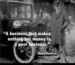 business cars ford genius henry ford money post navigation
