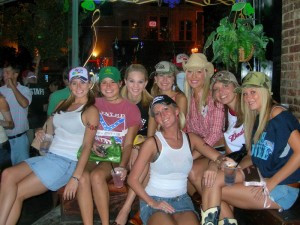 White Trash NASCAR Girls Group | TurboWhiteTrash