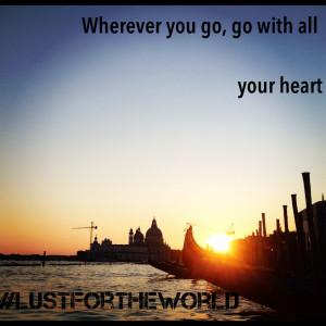 Venice, Italy: Travel Quote