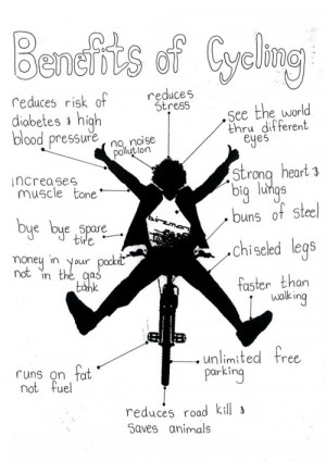 Runner Things #869: Benefits of cycling.