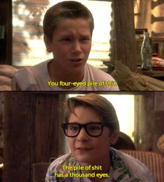 stand by me movie quotes movie comebacks 80s movie quotes movie stands ...