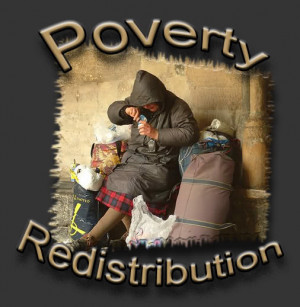 Wealth redistribution costs liberty and life!