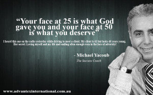 Michael Yacoub - The Success Coach