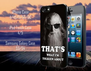 The Hobbit Gandalf Funny Quotes Samsung Galaxy by MasterInnovation, $ ...