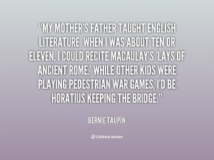 English Literature Quotes Preview quote