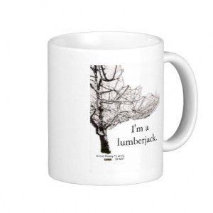 waiting_for_spring_lumberjack_quote_mug ...