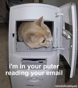There is no defens aginst them... They can read all of your emails ...