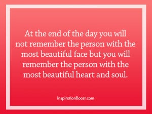 Beautiful Heart and Soul Quotes