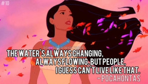pocahontas a quote from pocahontas movie pocahontas smith