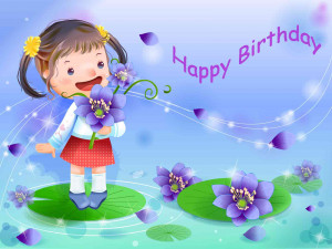 Back > Gallery For > happy birthday funny baby