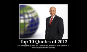 Top 10 Motivational Quotes of 2012