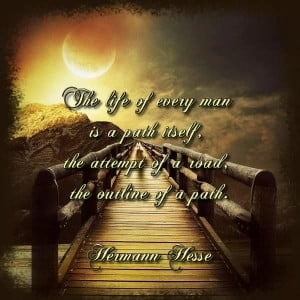 Hermann Hesse quote