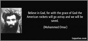 More Mohammed Omar Quotes
