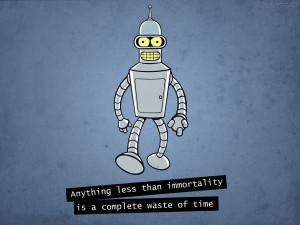 Citação Engraçada - Bender, Futurama