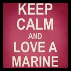 Marine Girlfriend Quotes And Sayings Picture