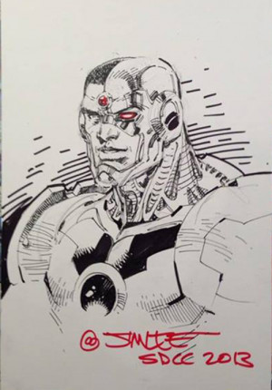 Thread: The Official Cyborg (a.k.a Vic Stone) Respect Thread!