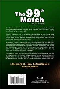 Details about The 99th Match Inspirational Wrestling Book Motivation