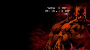 batman dc comics superman Knowledge Quotes HD Wallpaper