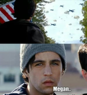 ... and Josh mixed with Red Dawn. Oh that's right he was in that movie