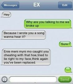 quotes about exes   Quotes about ex boyfriends - Words On Images ...