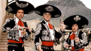 THE THREE AMIGOS Quote-Along Showtimes in Austin