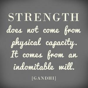 Cancer Survivor Quotes: Strength