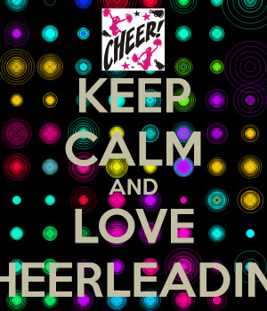 keep calm cheerleading cheer quotes tumblr picture