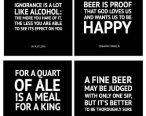 Coasters, funny drinking quotes, ba r ware, drink coasters, famous