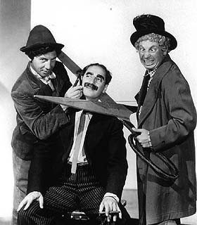 Marx Brothers and the 1930s
