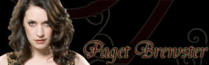 Paget Brewster (click on thumbnail)