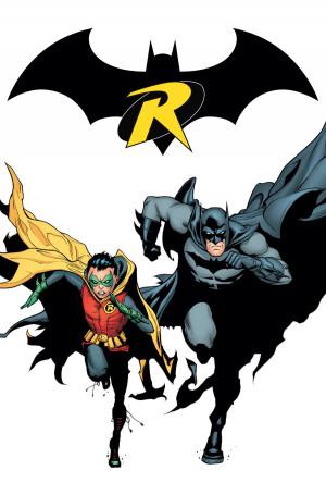 damian robin wayne dick batman grayson batman and robin can