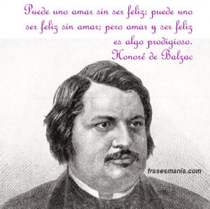 Relacionadas Honore Balzac Frases Celebres Imagen Esta Frase