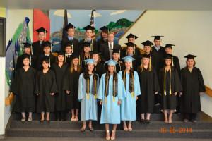 Graduating Class Of 2014 Dillingham graduating class of