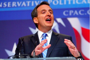 Tim Pawlenty the former governor of Minnesota declared today that