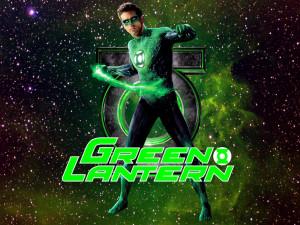 Green Lantern Gets Power