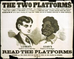 Racial Segregation, Racism, Black, Negro