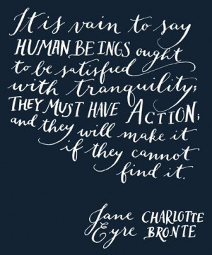 consider this from jane eyre • charlotte ... | Quotes/Sayings/Words
