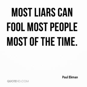 Liars Quotes