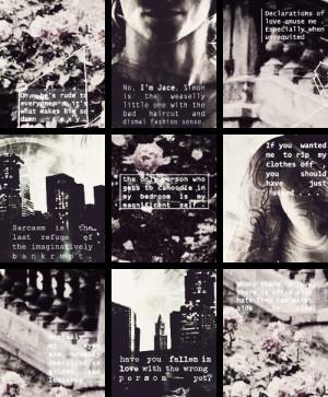 City Of Bones Quotes