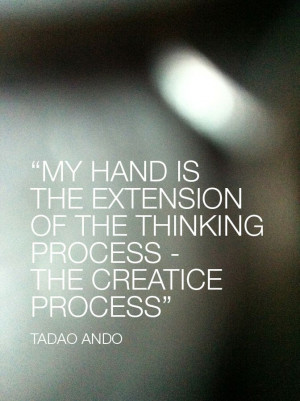 Tadao Ando, Japan Hai, creating new things is a gift to those ...