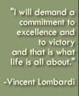 Demand Excellence Quote