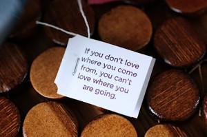 my yogi tea bag had a great quote as well