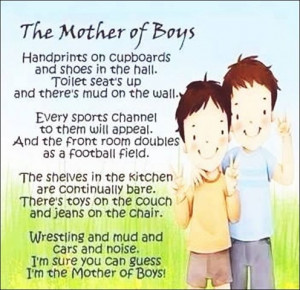 mother of boys
