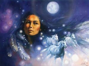 Moon Moon Goddess