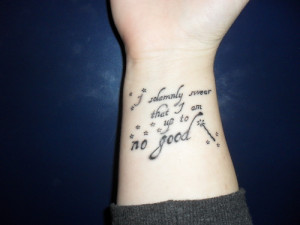 Source: Harry Potter Tattoos