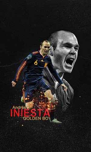 Andres Iniesta Quotes