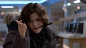 "My favorite quote from Ally Sheedy's character in ""The Breakfast ..."