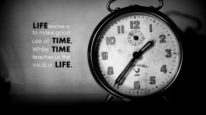 Time and life Wallpaper